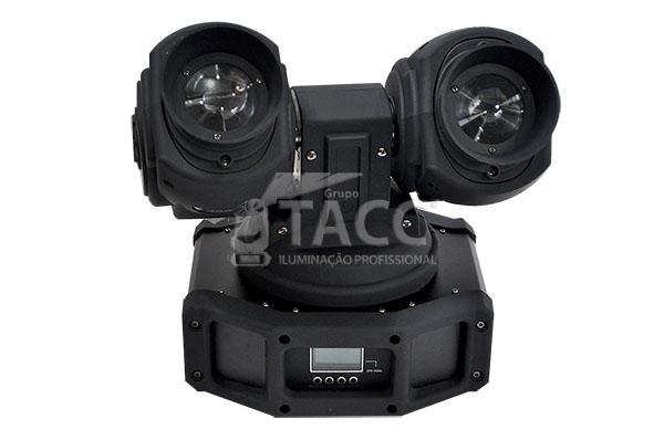 MOVING HEAD BEAM LED 2 X 40W L-22