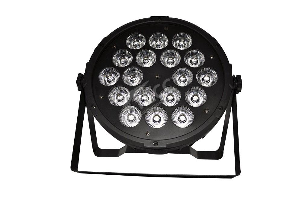 REFLETOR LED 18 X 4W RGBW FULL LED  PL-1827
