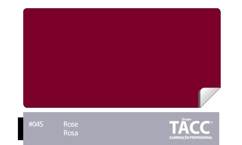 GELATINA SUPERGEL 045 - ROSCO
