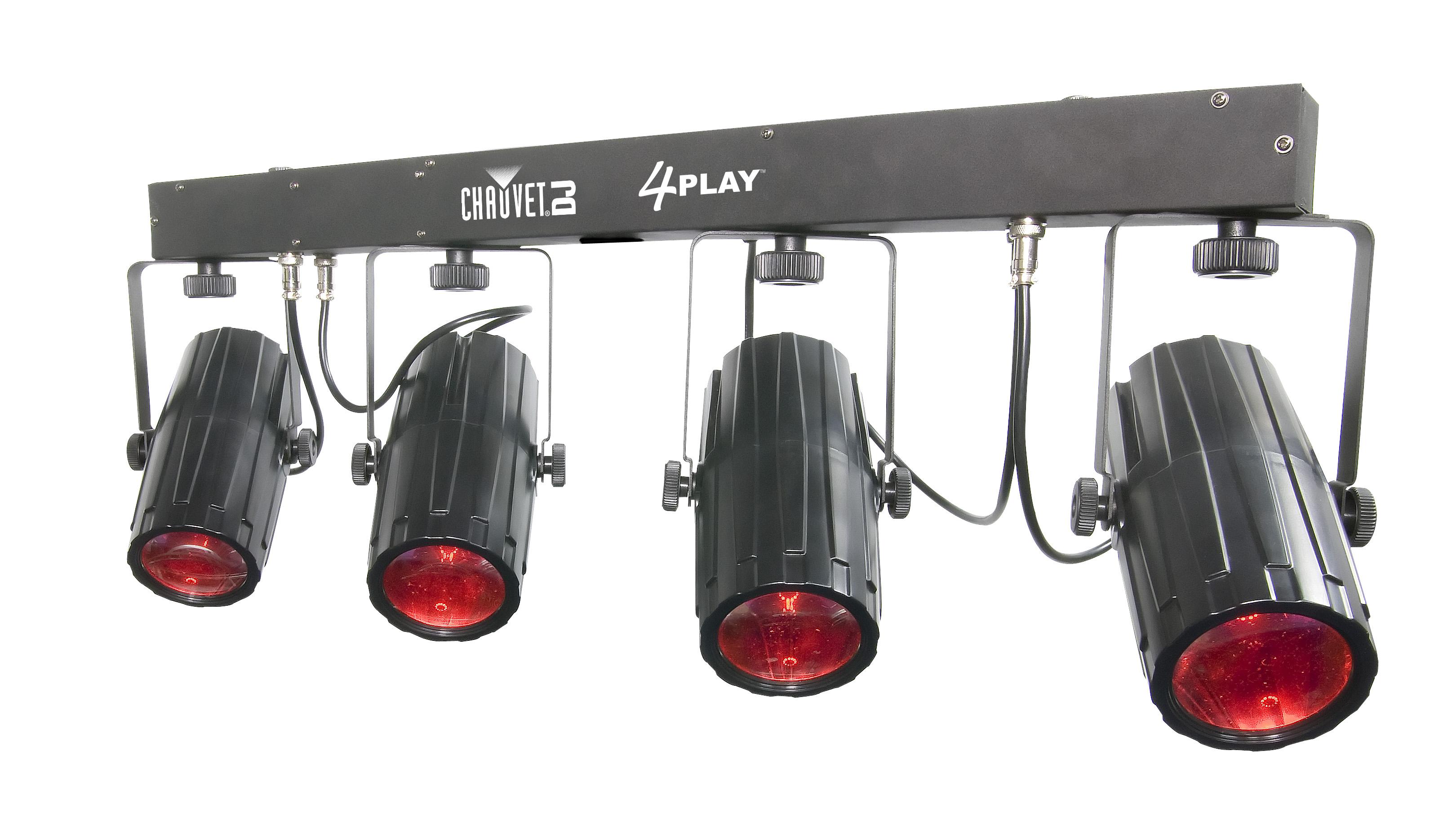 MULTIRAIO LED G4 PLAY - CHAUVET