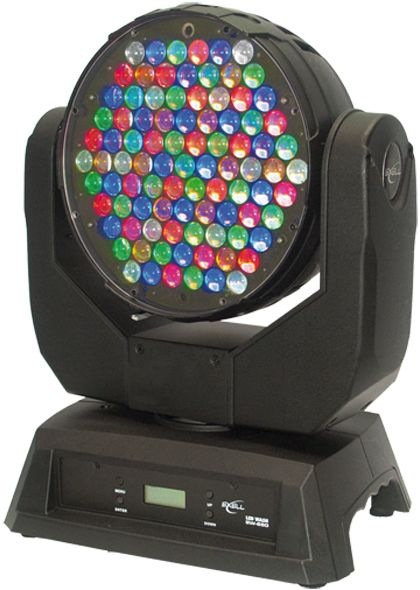 MOVING HEAD WASH LED EW-550 - EXELL
