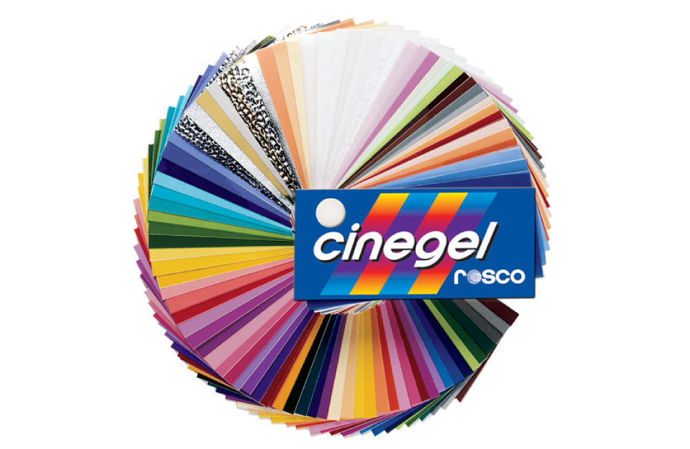 GELATINAS CINEGEL - ROSCO