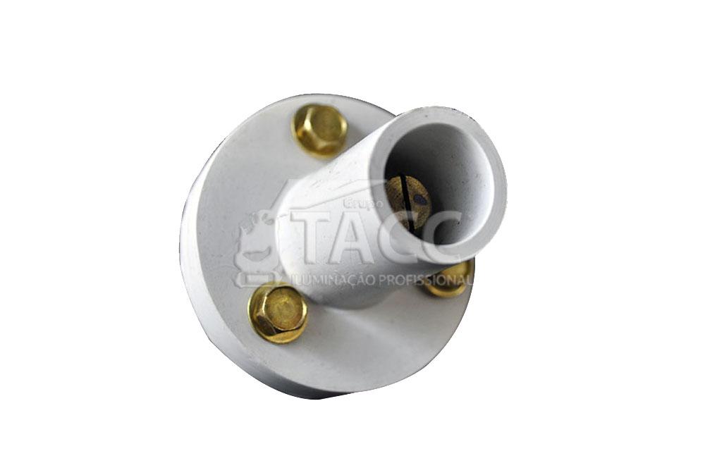CONECTOR CAM-LOCK PAINEL MACHO BRANCO 150A