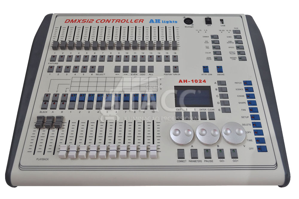 MESA DIGITAL DMX AH-1024