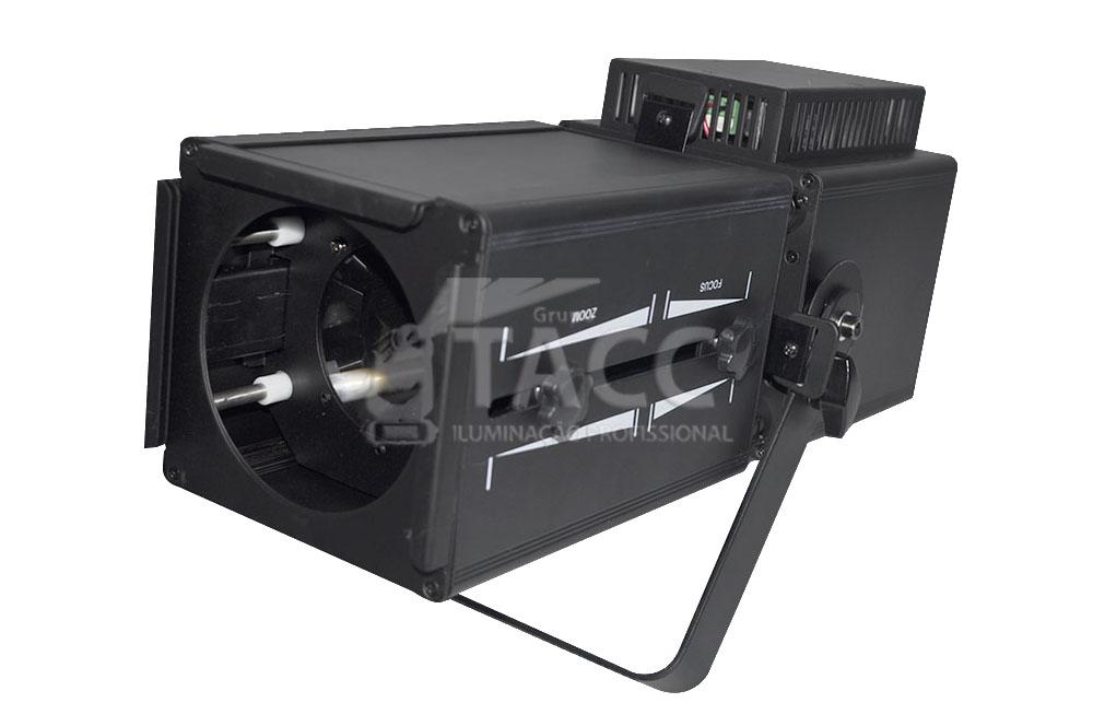 ELIPSOIDAL LED DMX 1 x 60W BRANCO 17°A 35º