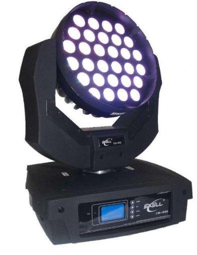 MOVING HEAD LED EW-440 - EXELL - TEC PORT
