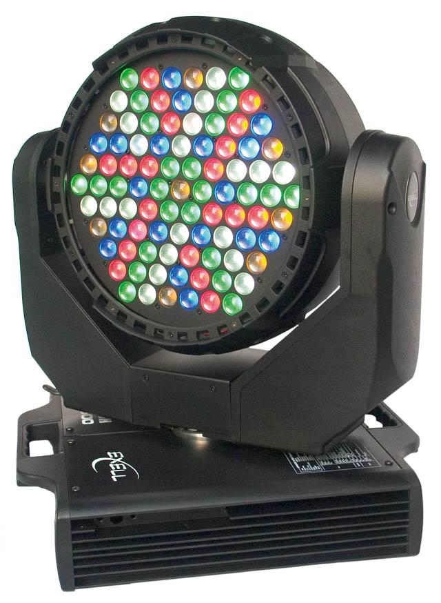 MOVING HEAD WASH LED EW-500 - EXELL