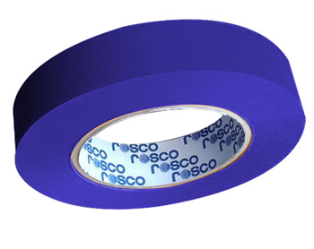 FITA CINE TAPE AZUL 24MM X 25 MT - ROSCO