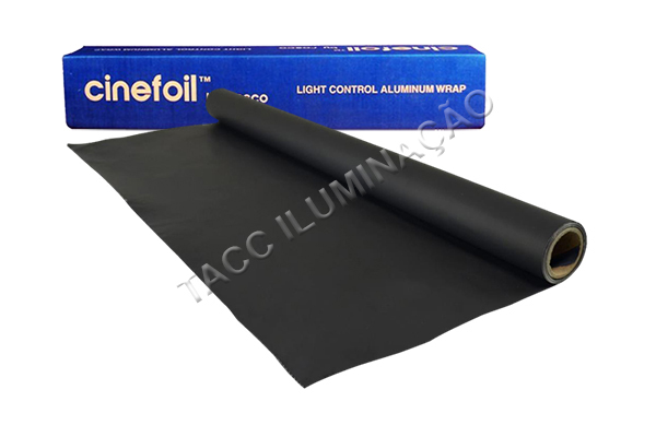 CINEFOIL ROLO 60CM X 7,5M - ROSCO