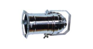 REFLETOR HALOGENA COMBATE PAR 64 M-6E - MECA LUX