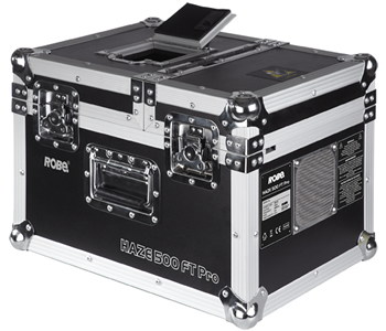 MAQUINA HAZE 500 FT PRO 230V 500W C/ CASE - ROBE