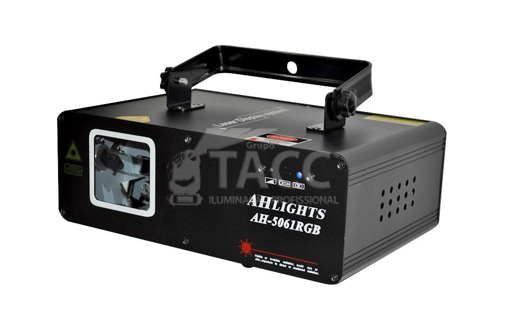 LASER 5061 RGB VERM 200MW / VERDE 80MW / AZUL 400MW