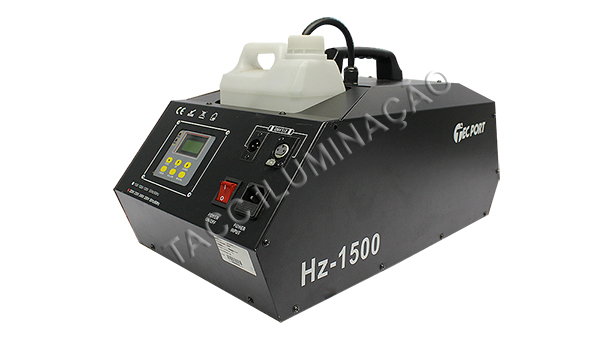 MAQUINA HAZE HZ-1500- TEC PORT
