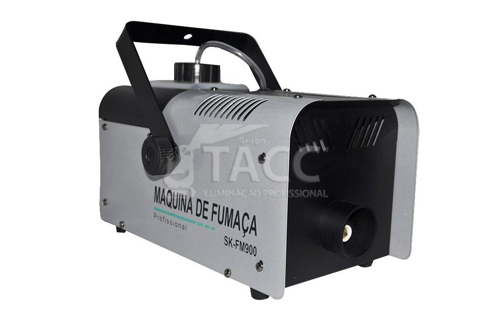 MAQUINA DE FUMACA 900W SEM FIO 110V