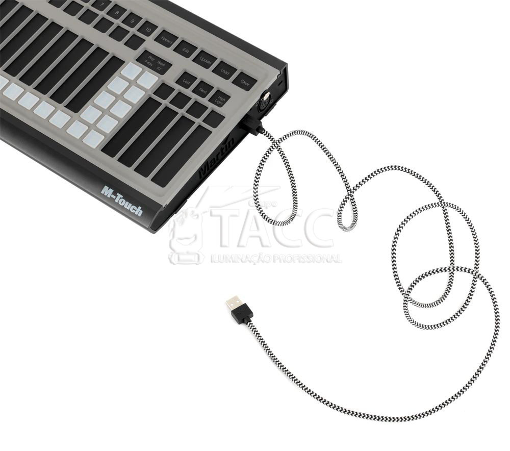 MESA DIGITAL DMX M-TOUCH - MARTIN