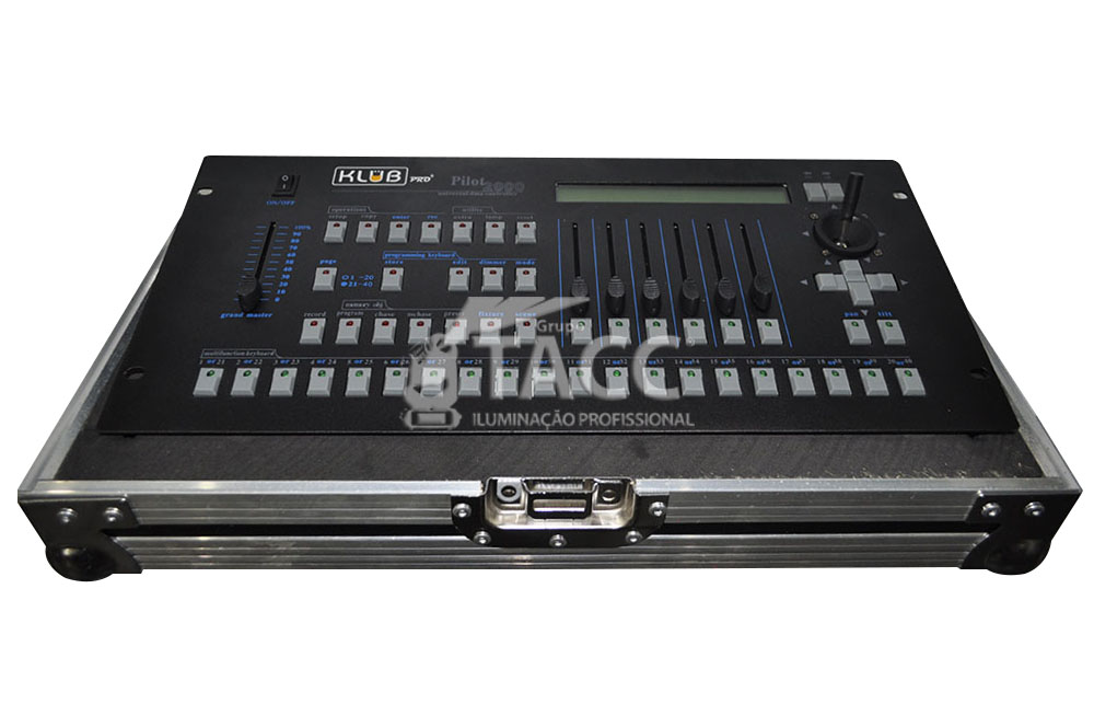 MESA DIGITAL PILOT 2000 COM CASE