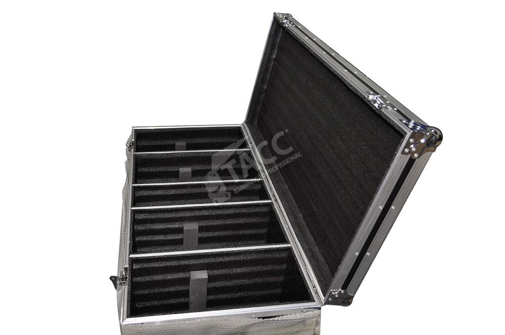 MINI BRUTE LED RGBW OUTDOOR CASE COM 4 PEÇAS BL-420