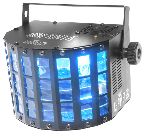 MULTIRAIO LED MINI KINTA - CHAUVET