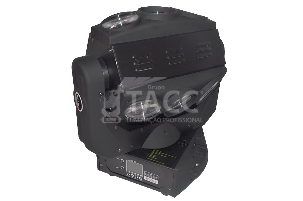 MOVING HEAD RGBW LED KAOS