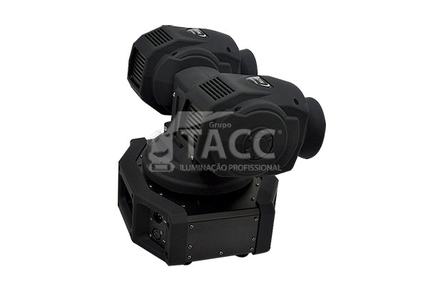 MOVING HEAD BEAM LED 2 X 40W L-22