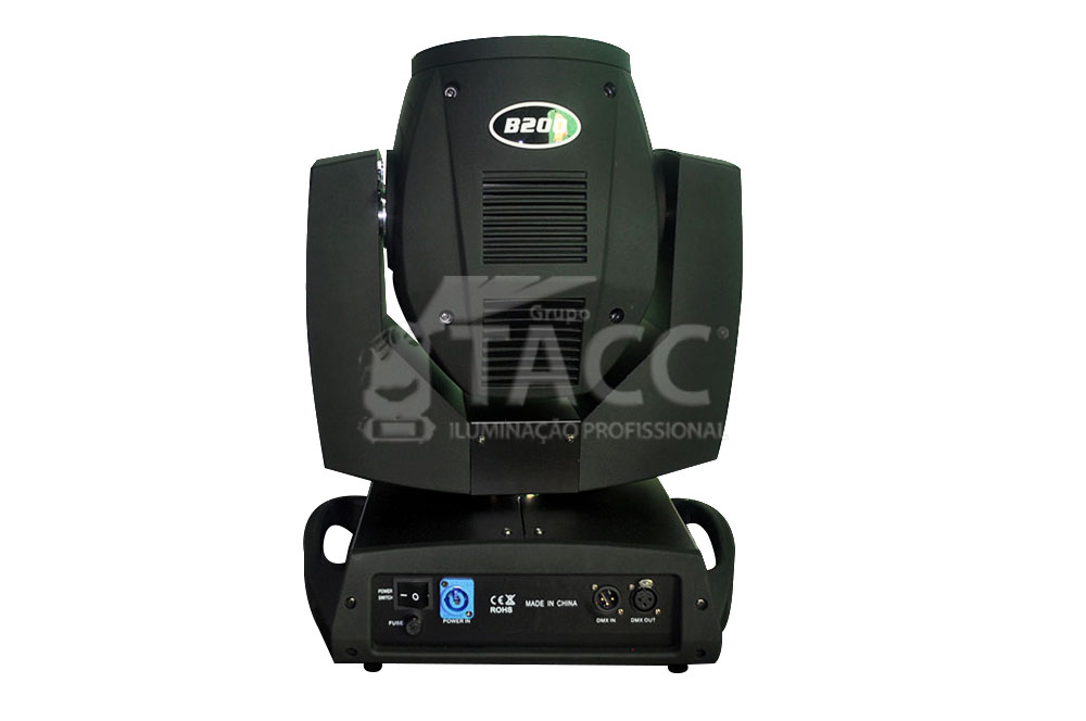 MOVING HEAD SPOT BEAM B-200 5R