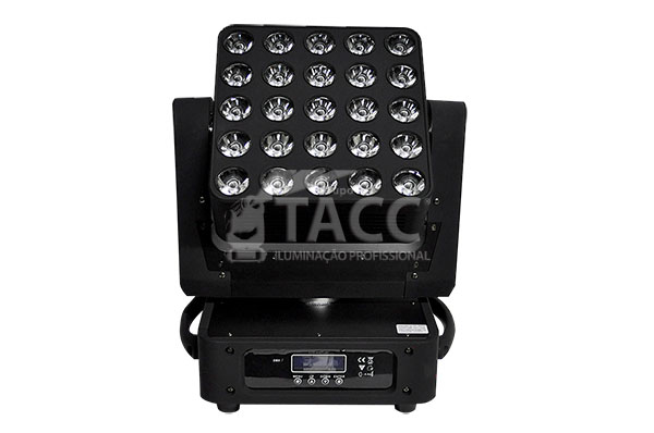 MOVING HEAD LED 25 X 12W RGBW AH-2075