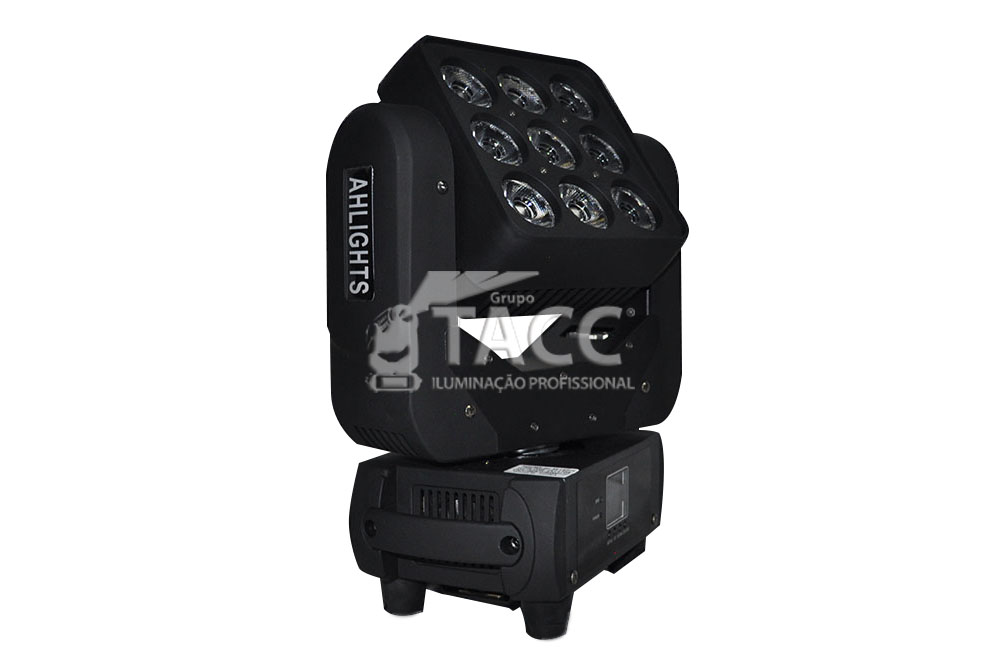 MOVING HEAD LED RGBW AH-2074