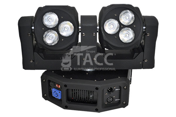 MOVING HEAD LED 12 X 10W RGBW FULL LED  L-32