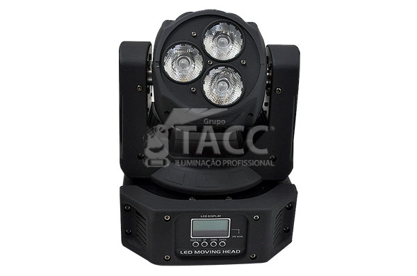 MOVING HEAD LED 6 X 10W RGBW FULL LED  L-30