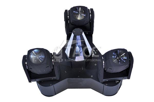 MOVING MINI BEAM 3 X 10W RGBW EL-30 DMX / BIVOLT EL-30