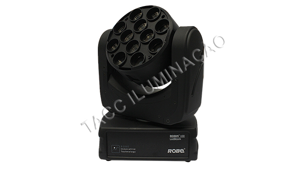MOVING HEAD LED ROBIN 100 WASH 12 X 15W - ROBE