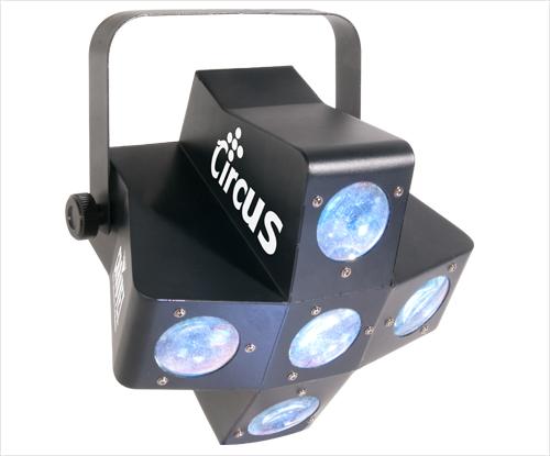 MULTIRAIO LED CIRCUS - CHAUVET