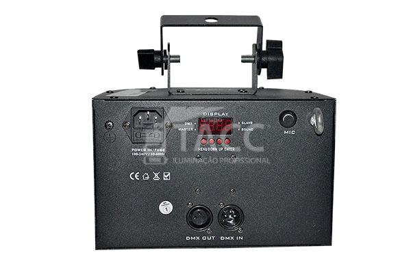 MULTIRAIO LED EL-326 DMX / BIVOLT - EXELL