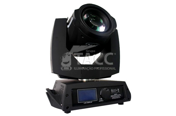 MOVING HEAD SPOT 189W BEAM 5R - EXELL