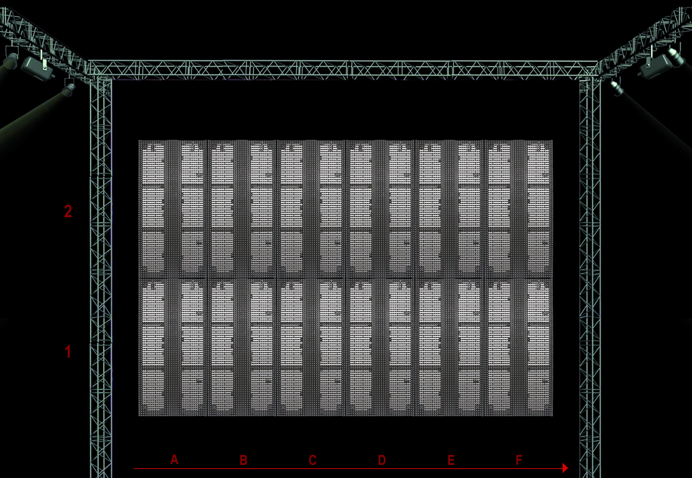 PAINEL DE LED PLD-150/1 SMD 0,50X1,00 - NEW LED