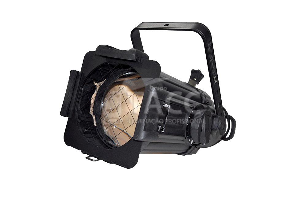 PROJETOR ELIPSOIDAL 25º A 50º  COM  IRIS / PFG E LAMPADA 750W - TEC PORT
