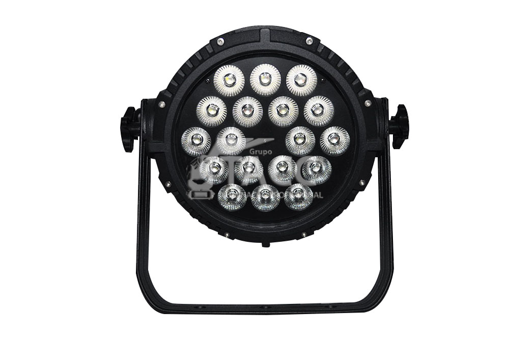 REFLETOR LED RGBWA + UV FULL OUTDOOR EV-180