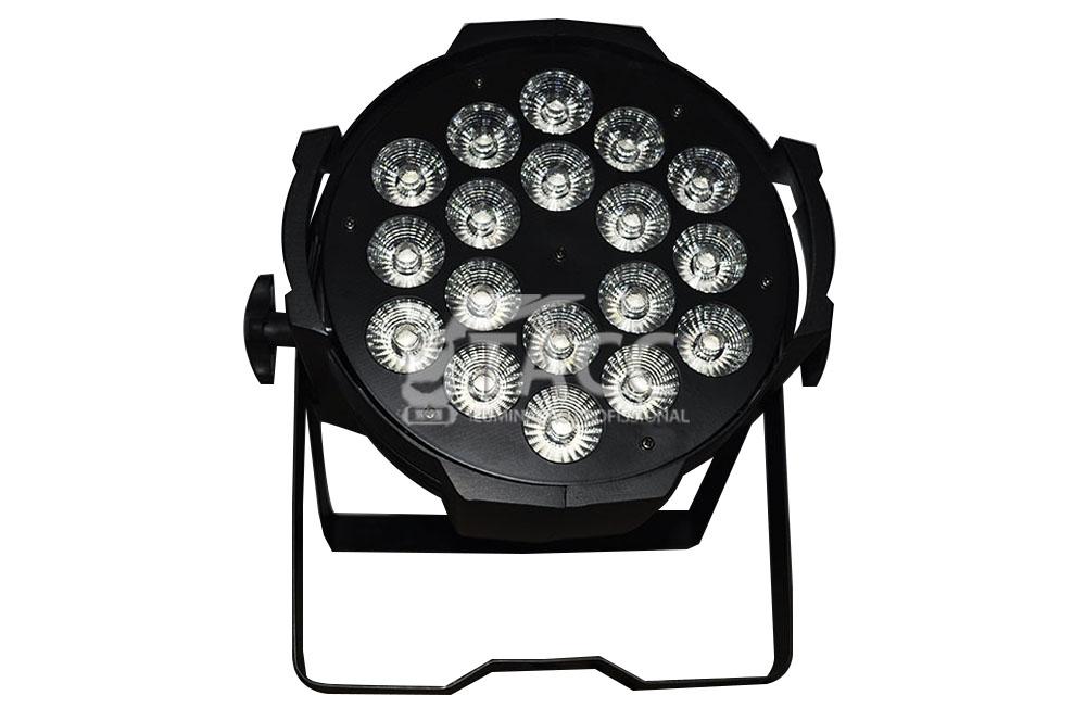 REFLETOR LED 18 X 10 RGBWA FULL LED PL-1813