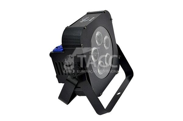 REFLETOR LED 5 X 18W RGBWA + UV INDOOR EV-130 - EXELL