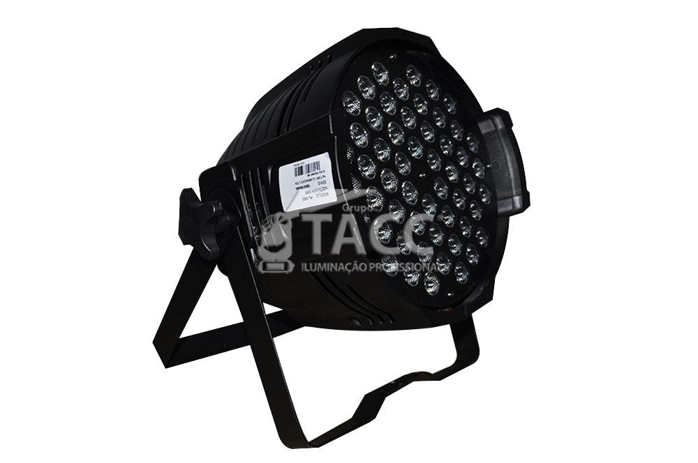 REFLETOR LED 54 X 3 RGB PL-1802