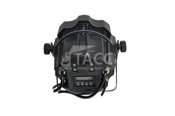 REFLETOR LED RGBWA + UV OUTDOOR FULL EV-150  EXELL