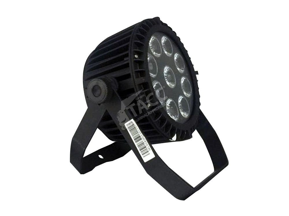 REFLETOR LED RGBWA + UV OUTDOOR
