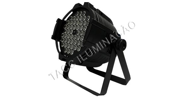 REFLETOR LED  L-355 54 X 3W RGBW  - TEC PORT