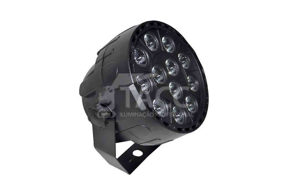 REFLETOR LED 12 X 1W RGBW