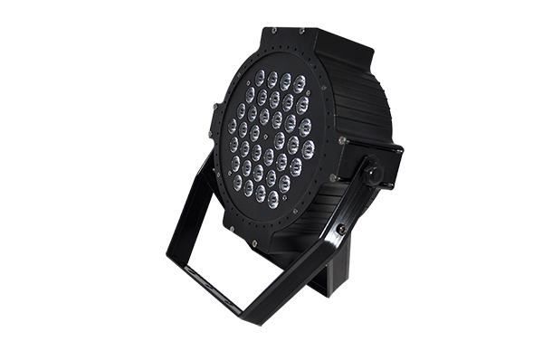 REFLETOR LED 36 X 3WTS RGB SLIM