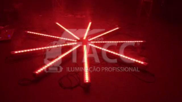 RIBALTA LED PIXEL  24 X 3 RGB FULL