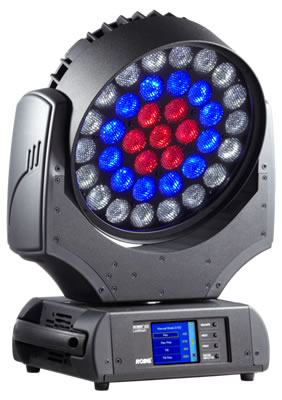 MOVING HEAD LED ROBIN WASH 600W - ROBE