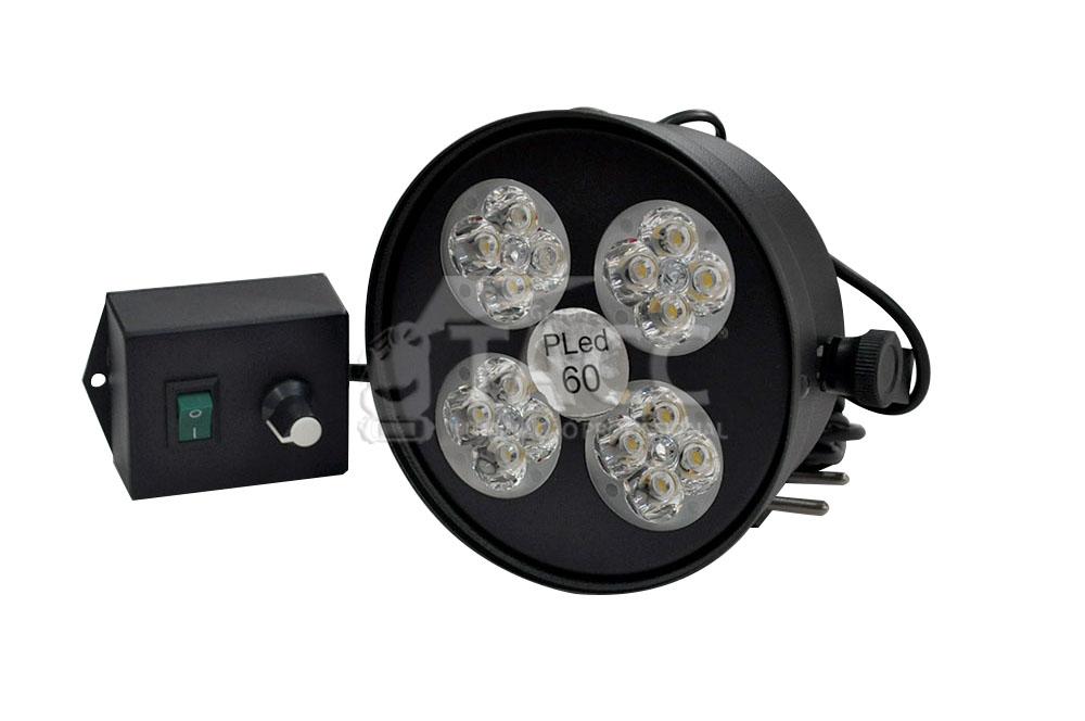 STROBO LED 16 X 1W PLED60