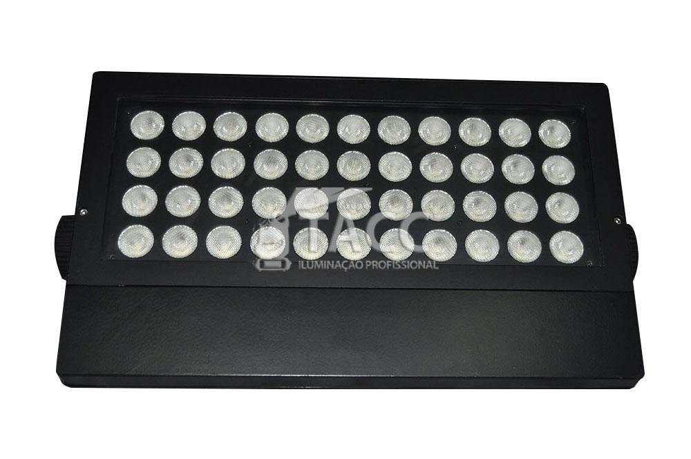 STROBO LED AL5000 RGBW OUTDOOR CASE COM 4 PEÇAS - TEC PORT