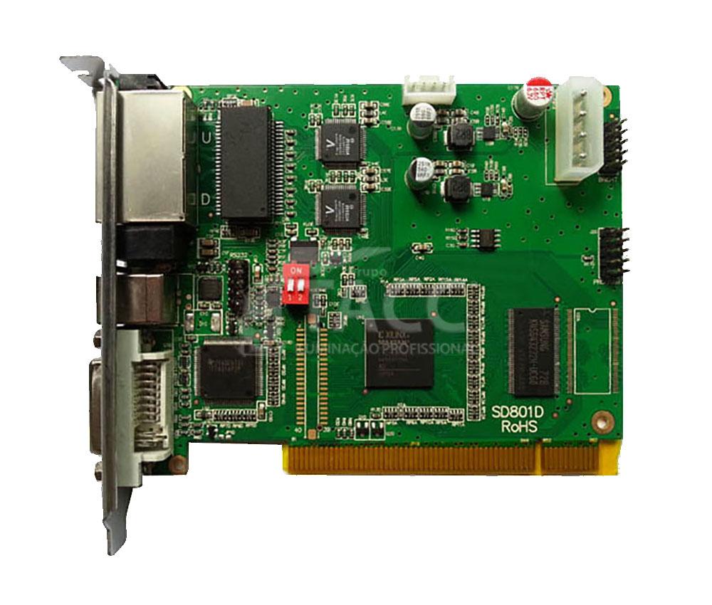 SENDING CARD DS801  1024  X768